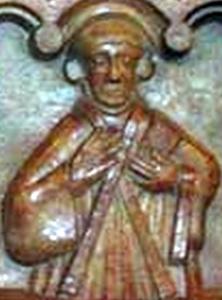 Saint Gualtero of Lodi