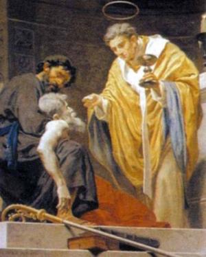 Saint Honoratus of Vercelli
