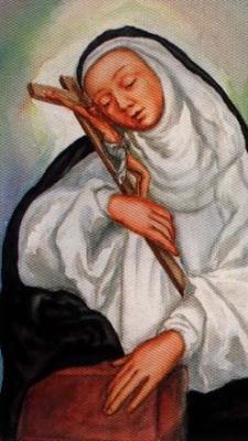 Saint Ingrid of Sweden
