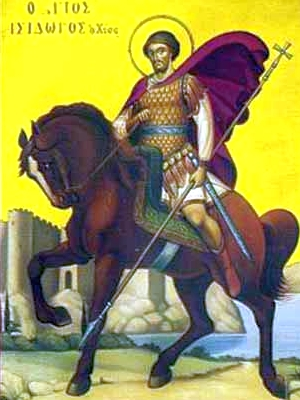 Saint Isidore of Chios