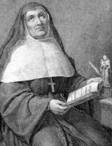 Saint Jeanne de Lestonnac