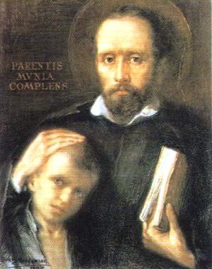 Saint Jerome Emiliani