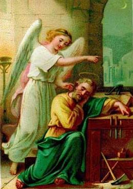 Catholicsaints Info Blog Archive Burying Saint Joseph