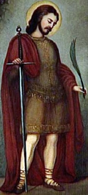 Saint Julian of Auvergne