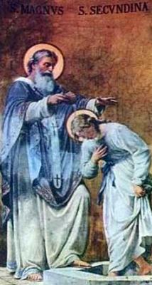 Saint Magnus and Saint Secondina