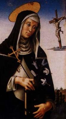 Saint Margaret of Hungar
