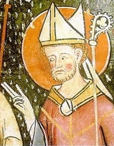 Saint Maurilius of Angers