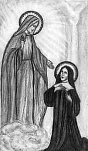 Saint Mechtilde of Helfta