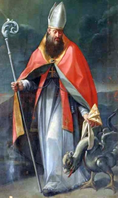 Saint Mercurialis of Forli