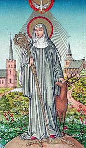 Saint Mildred of Thanet