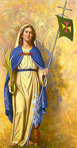 Saint Odilia
