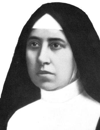 Saint Paulina do Coração Agonizante de Jesus