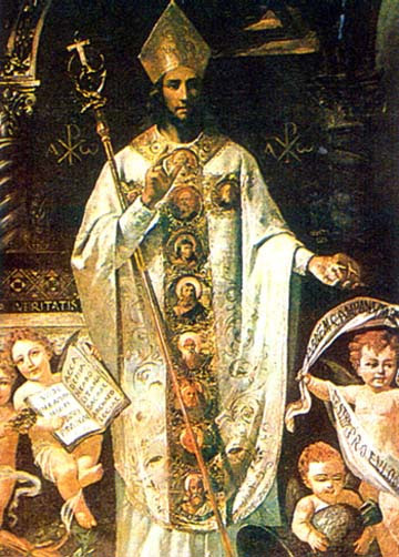 Saint Paulinus of Aquileia