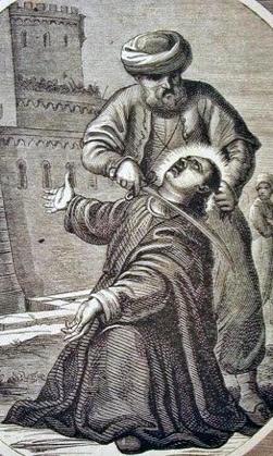 IMG ST. PERFECTUS, Martyr of Cordoba