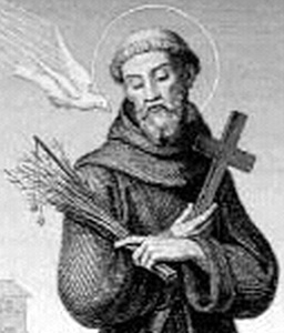 Saint Peter of Alcantara