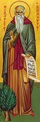 Saint Philaret of Calabria