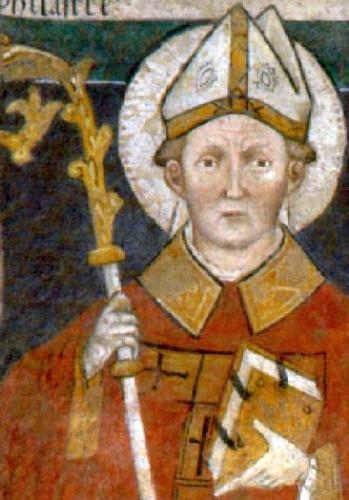 Saint Philastrius of Brescia