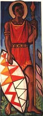 Saint Ponsiano Ngondwe