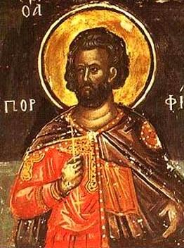 Saint Porfirio