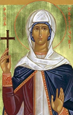 Saint Priscilla of Rome