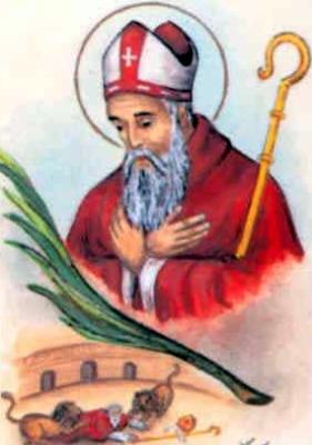 Catholicsaints Info 187 Blog Archive 187 Saint Publius Of Malta