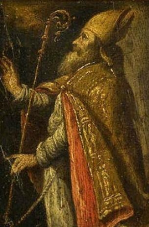 Saint Renatus of Angers