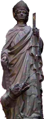 Saint Romanus of Rouen