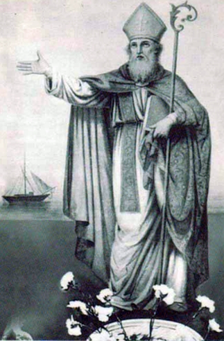 Saint Romulus of Genoa
