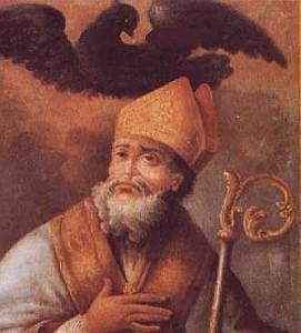 Saint Ruggero of Canne
