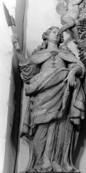 Saint Saturnina of Arras