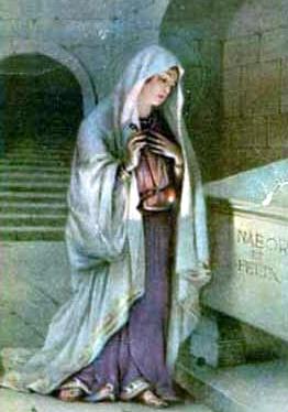 Saint Savina of Rome