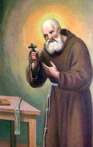 Saint Serafino of Montegranaro