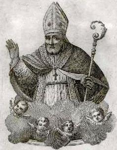 Saint Severinus of Septempeda