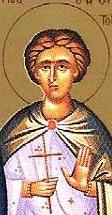 Saint Stratonicus