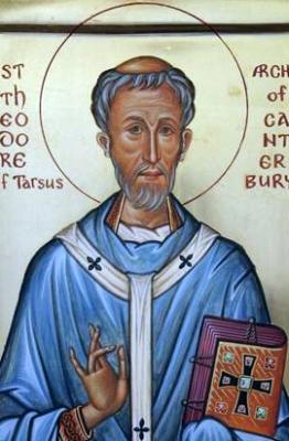 Saint Theodore of Canterbury