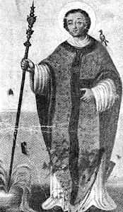 Saint Ursus of Aosta