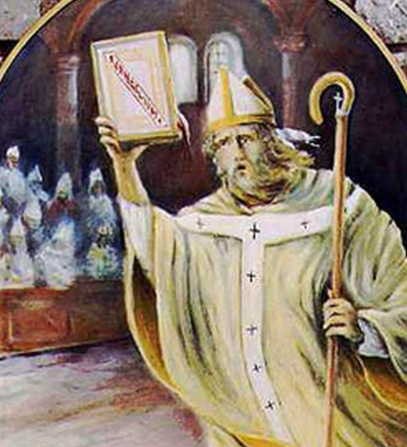 Saint Valerian of Aquileia