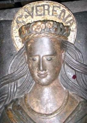 Saint Verena of Zurich