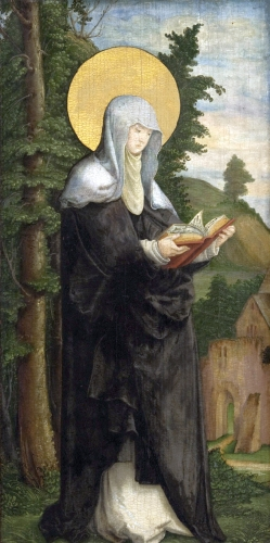 Saint Walburge
