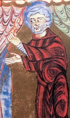 Saint Winebald of Heidenheim