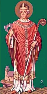 Saint Wolfgang of Ratisbon