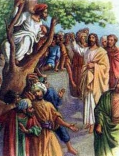 Saint Zacchaeus the Publican