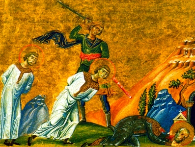 Saints Andronicus, Probus, and Tarachus