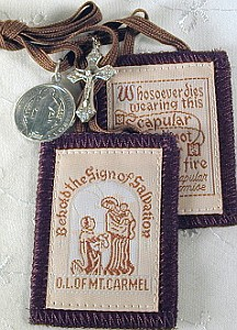 Scapular of Mount Carmel