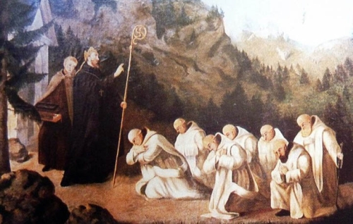 The Seven Stars of the Carthusians