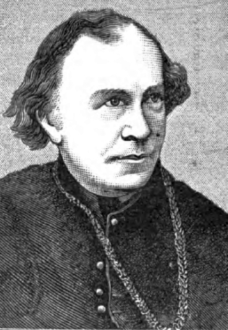 The Most Reverend Sigismund Felix Felinski, Archbishop of Warsaw