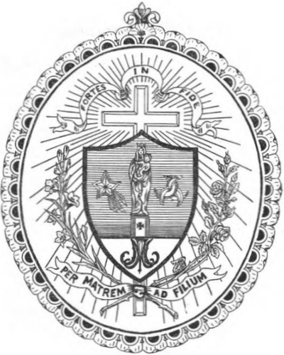 The Arms of the Society of Mary
