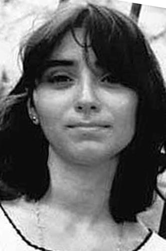 Venerable Alessandra Sabattini, date, location and photographer unknown; swiped from Santi e Beati