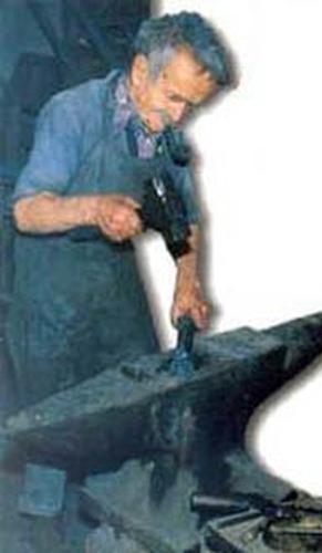 Venerable Felice Tantardini at work