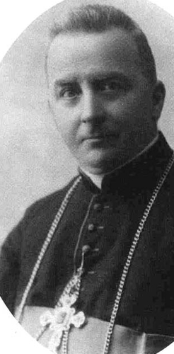 Venerable Giovanni Battista Pinardi, 1937, on the 25th anniversary of his appointment as parish priest at San Secundo in Turin, Italy; swiped from Santi e Beati